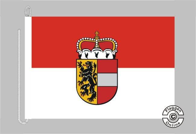 Salzburg Land Bootsflagge