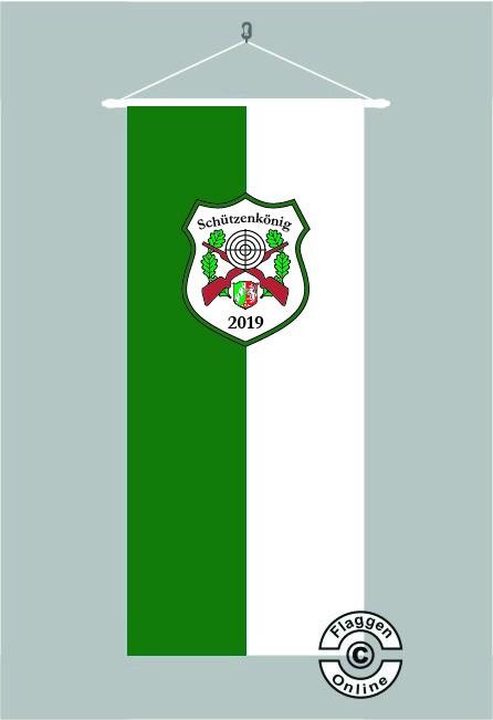 Schützenkönig Nordrhein-Westfalen Bannerfahne