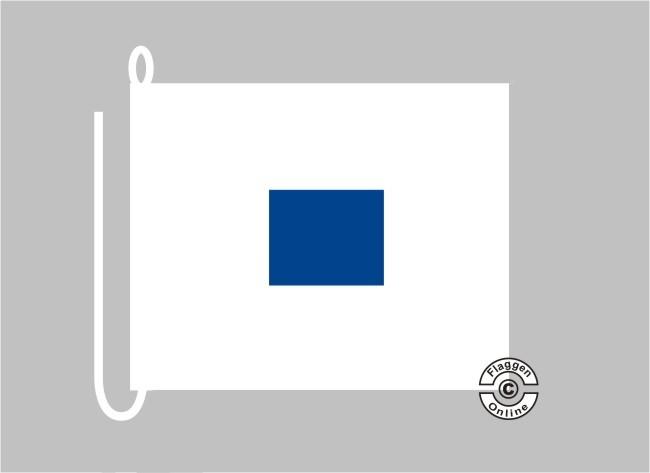 Signalflagge SIERRA Flagge