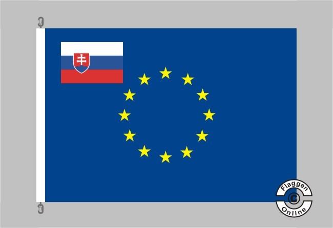 Slowakei Europa Flagge