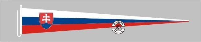 Slowakei Langwimpel