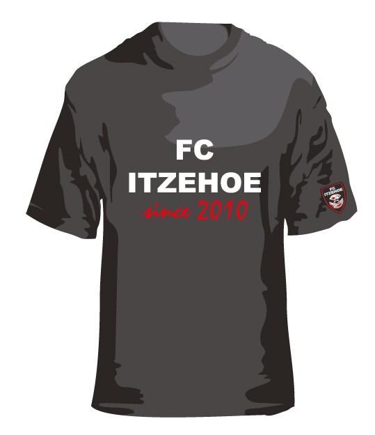T-Shirt FC Itzehoe Nr.1