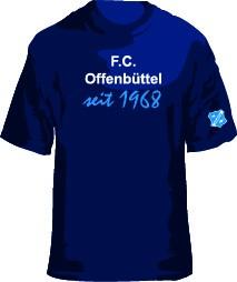 T-Shirt FC Offenbüttel Nr.1