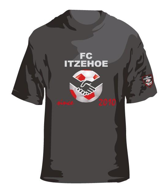 T-Shirt FC Itzehoe Nr.2