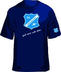 T-Shirt FC Offenbüttel Nr.2
