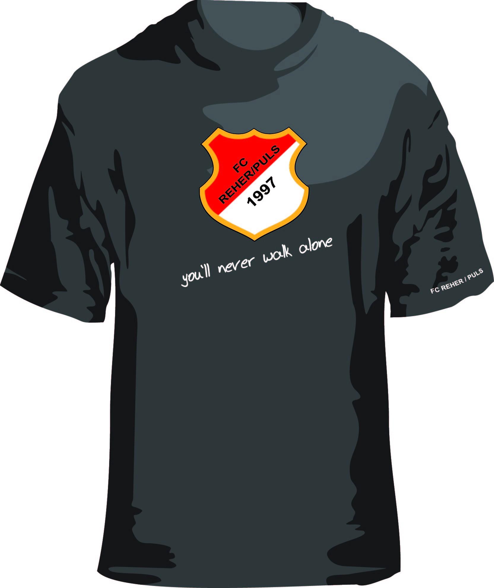T-Shirt FC Reher/Puls Nr.2