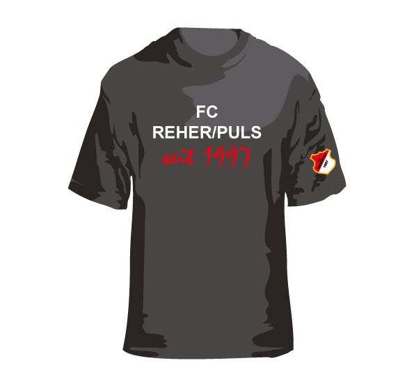 T-Shirt FC Reher/Puls Nr.1