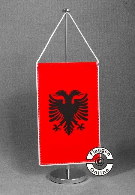 Albanien Tischbanner