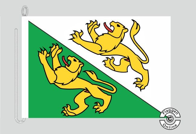 Thurgau Bootsflagge