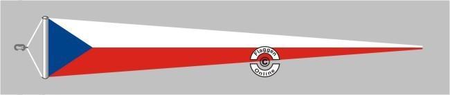 Tschechien Langwimpel mit Querholz