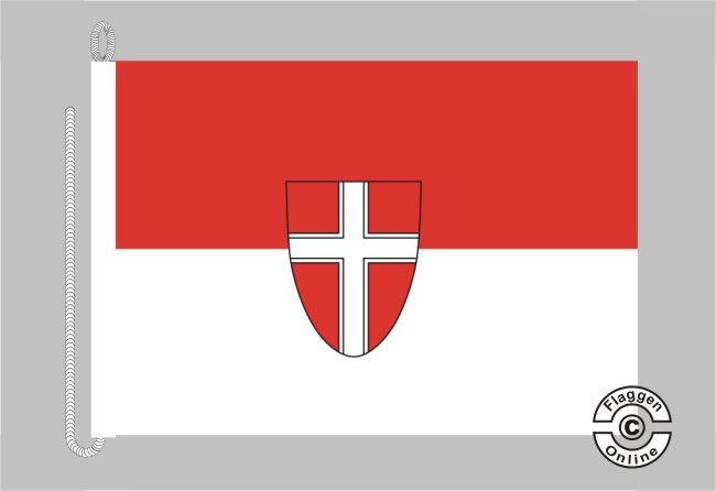 Wien Bootsflagge