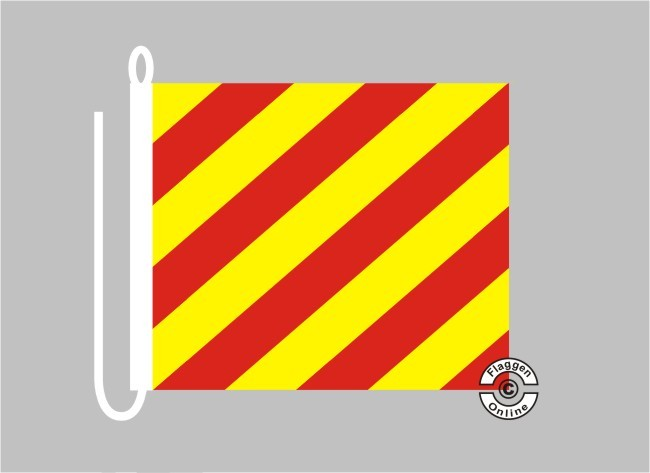 Signalflagge YANKEE Flagge